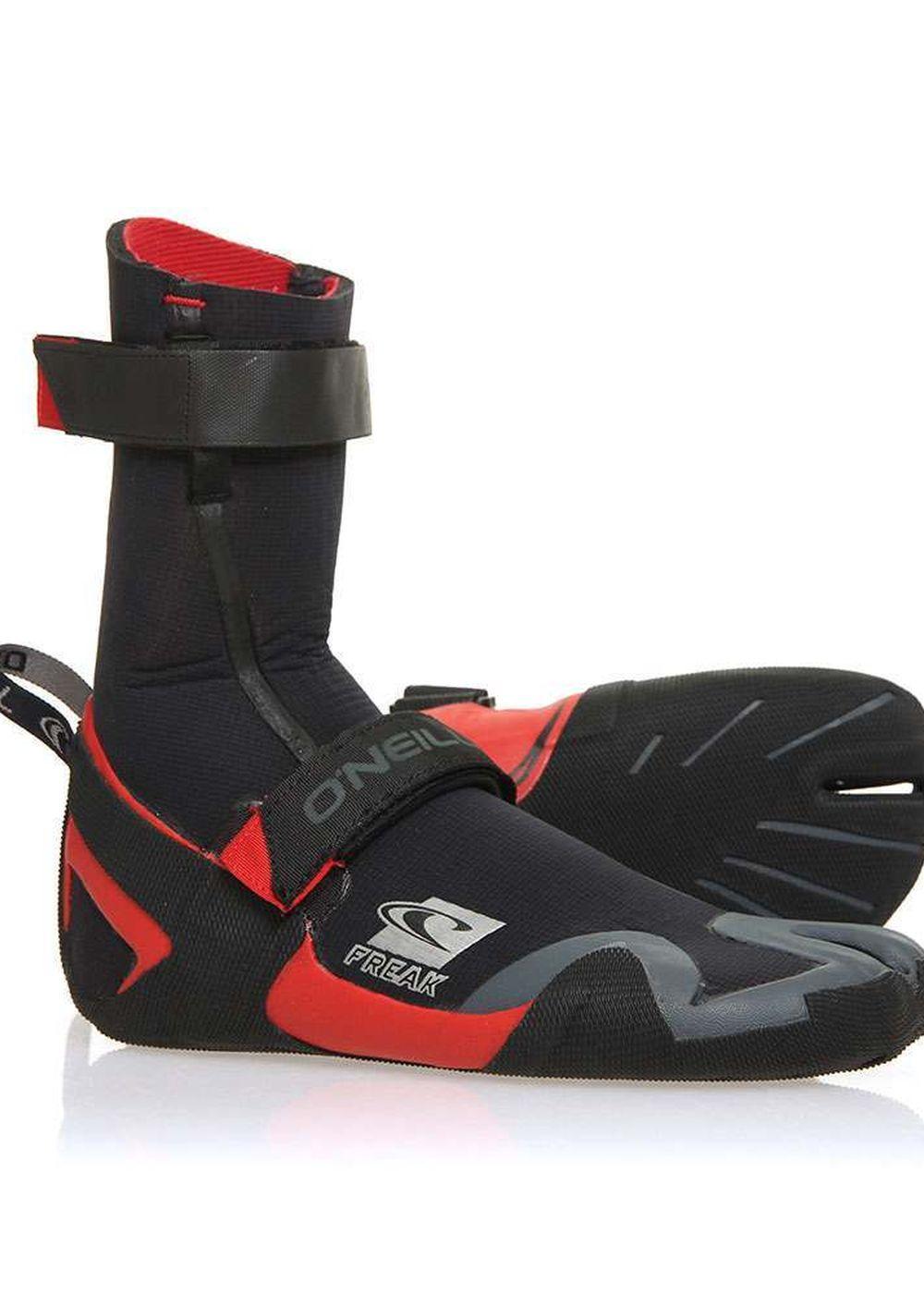 Oneill Psycho Freak 6mm Split Toe Wetsuit Boots Picture