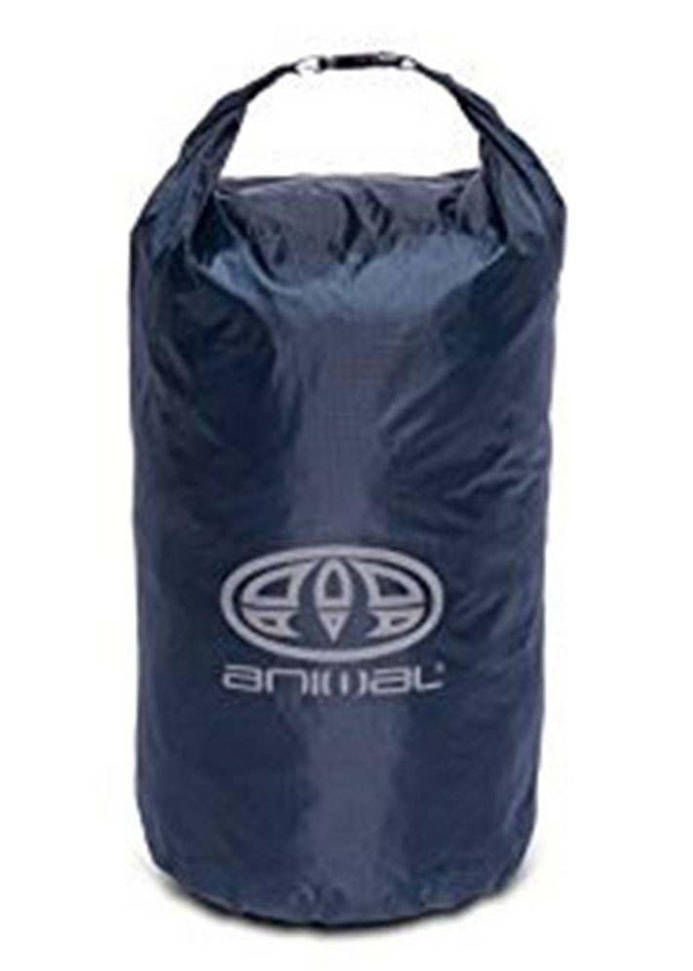 animal 20l dry bag dark navy