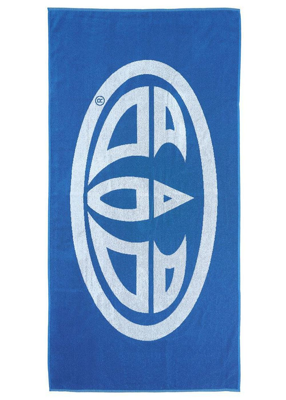 Animal Flynn Beach Towel Snorkel Blue