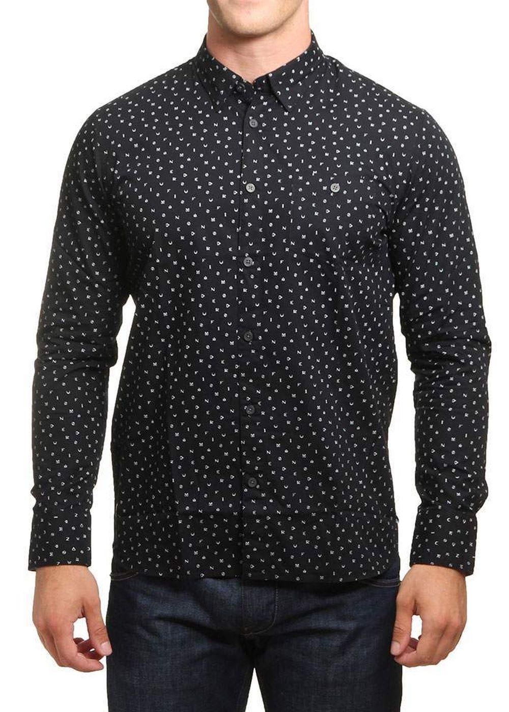 oxbow-carluck-shirt-noir