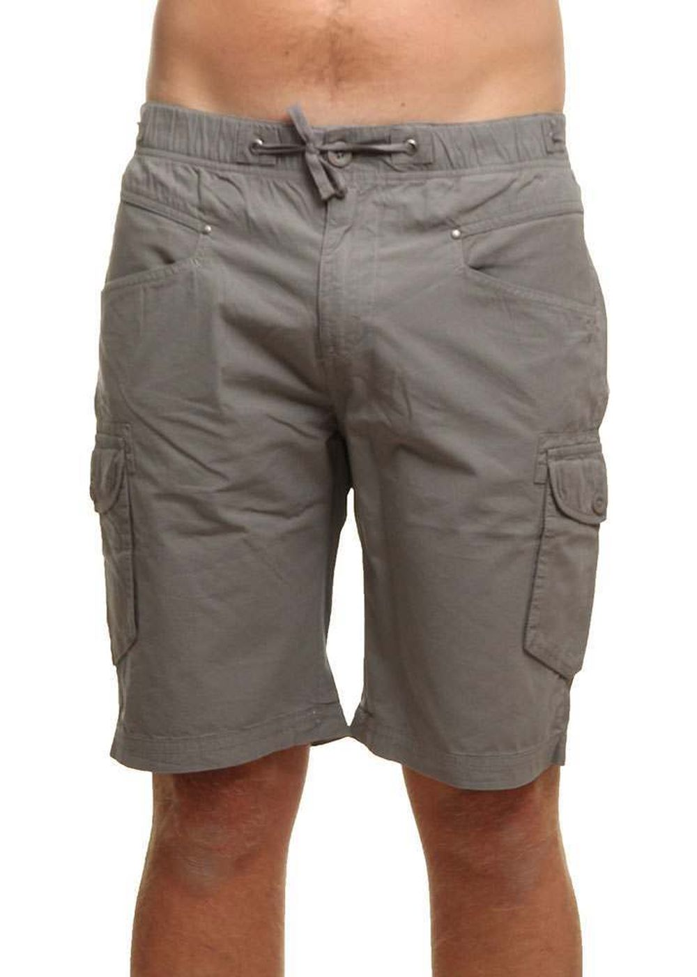 oxbow-alfaro-shorts-grey