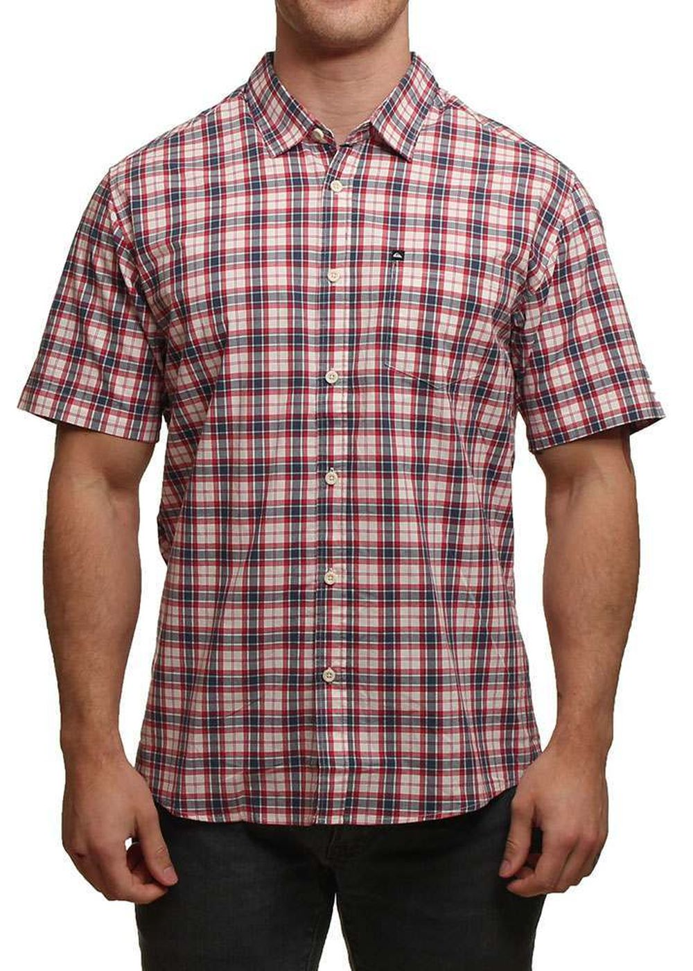 quiksilver-everyday-check-ss-shirt-dark-denim