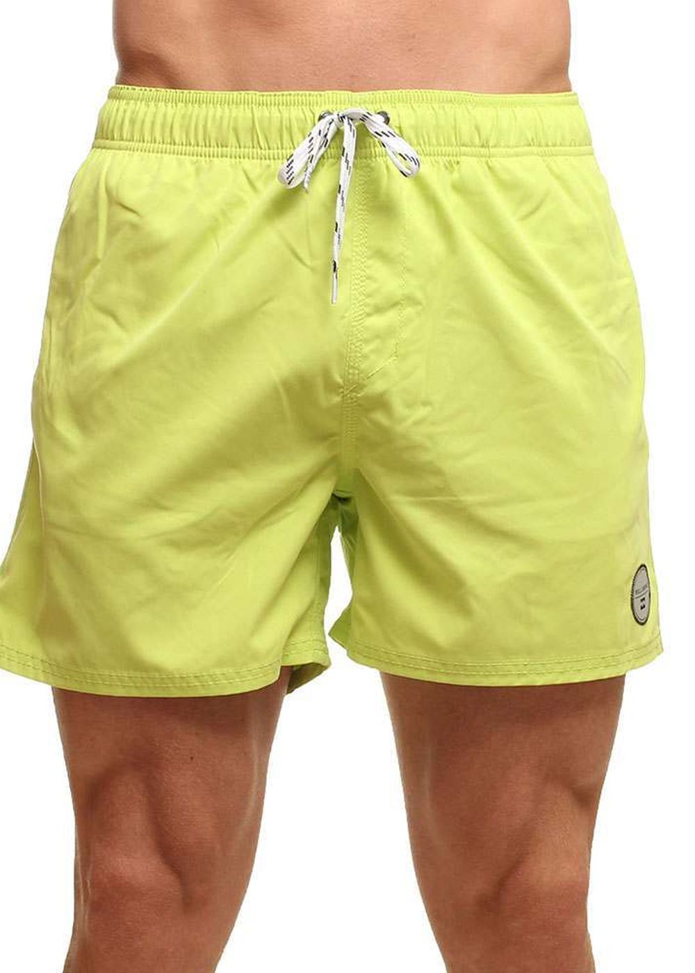 BILLABONG ALL DAY ELASTIC BOARDSHORTS Lime