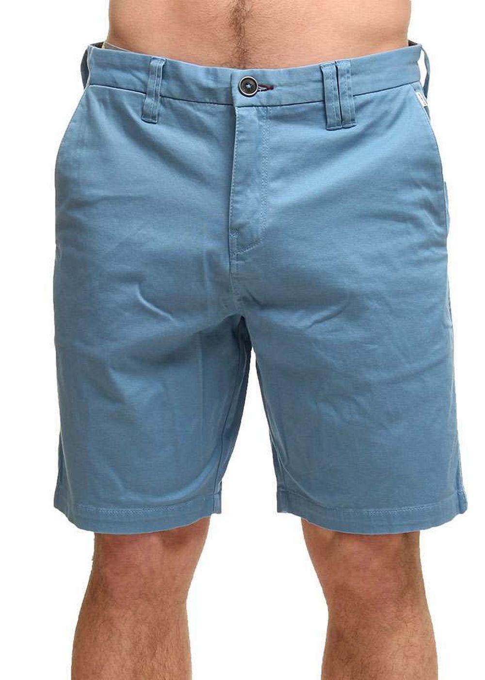 BILLABONG NEW ORDER SHORTS Washed Blue