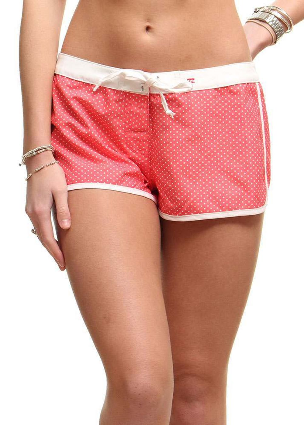 BILLABONG CACY 19 BOARDSHORTS Red Dots