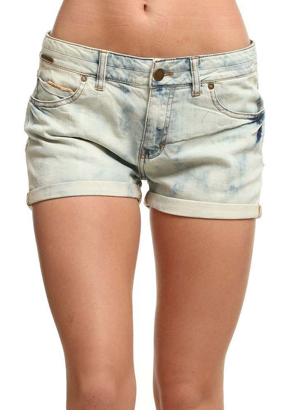 BILLABONG ELVIS DENIM SHORTS Cloud