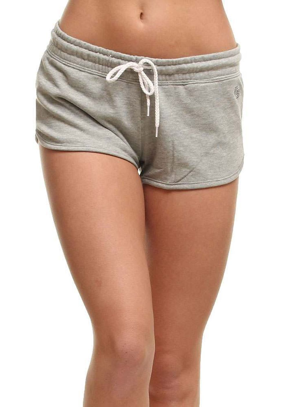 element-trini-track-shorts-grey-heather