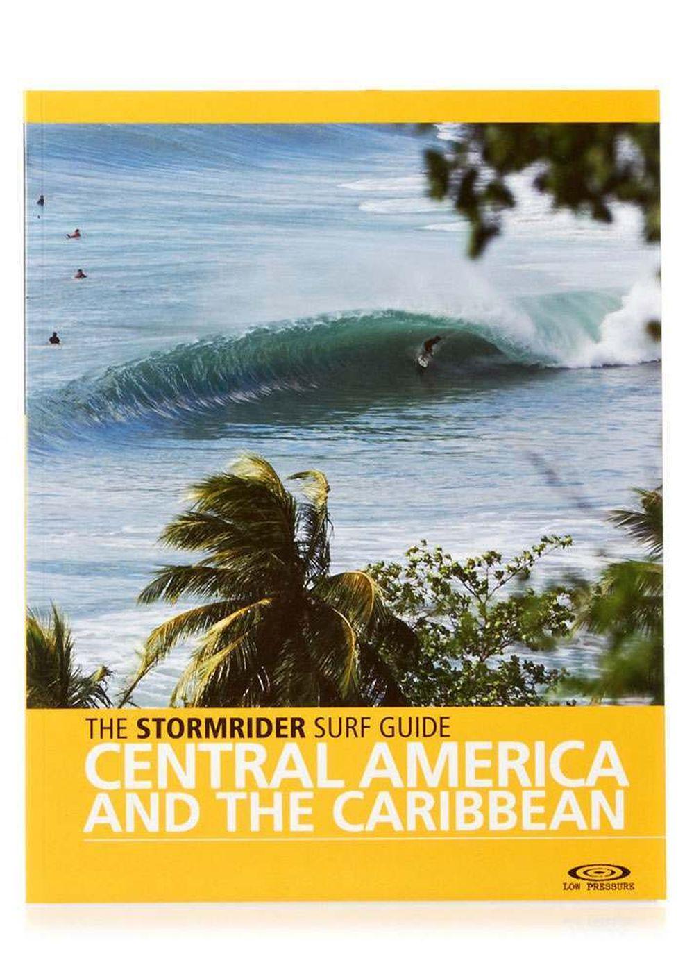 STORMRIDER GUIDE CENTAL AMERICA & CARIBBEAN