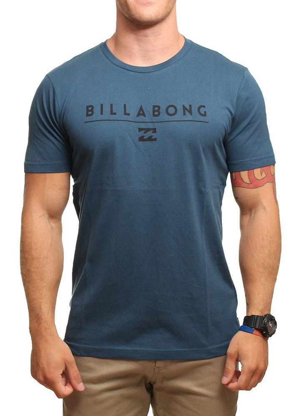 BILLABONG UNITY TEE Marine