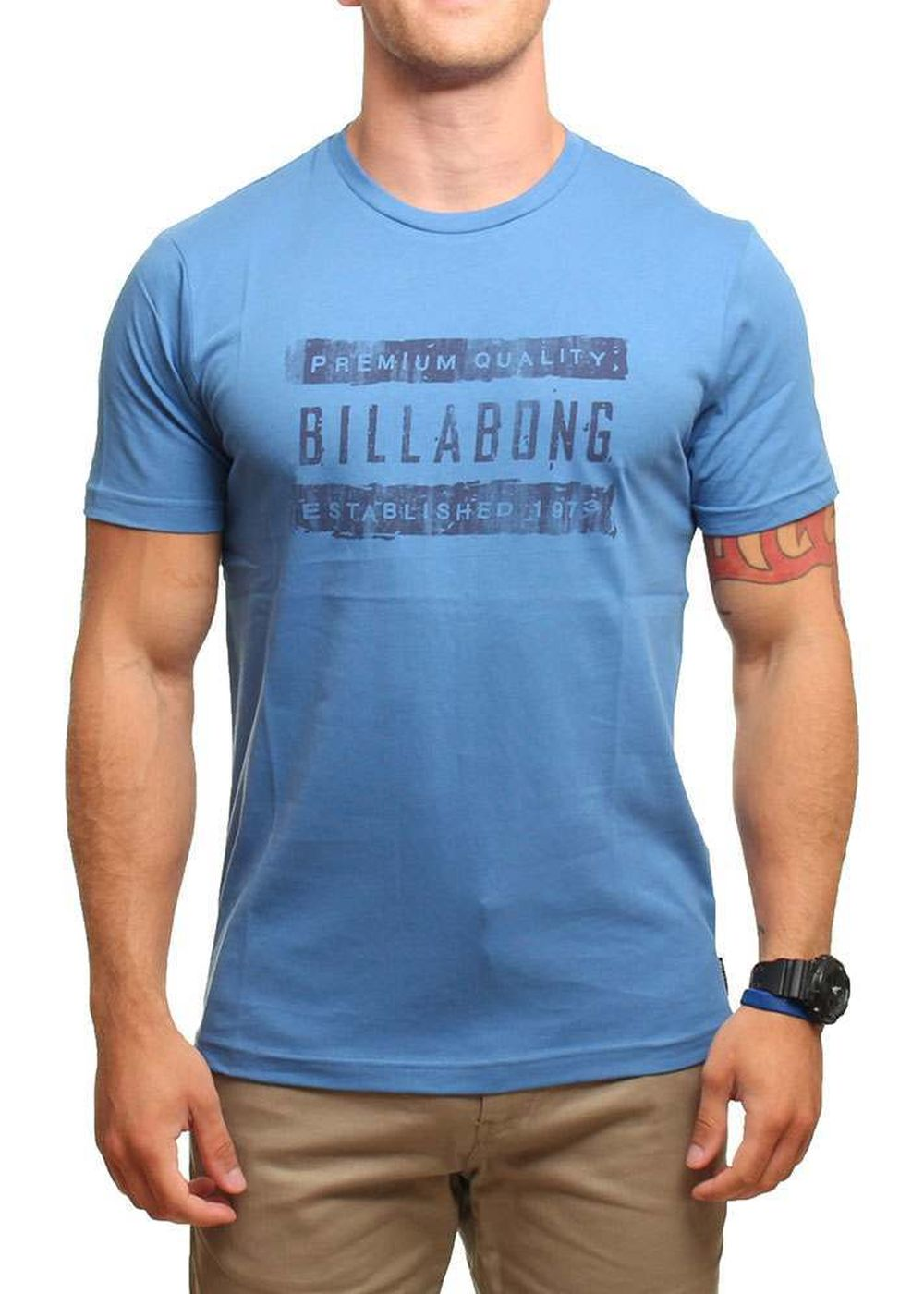 BILLABONG ADVISORY TEE Royal
