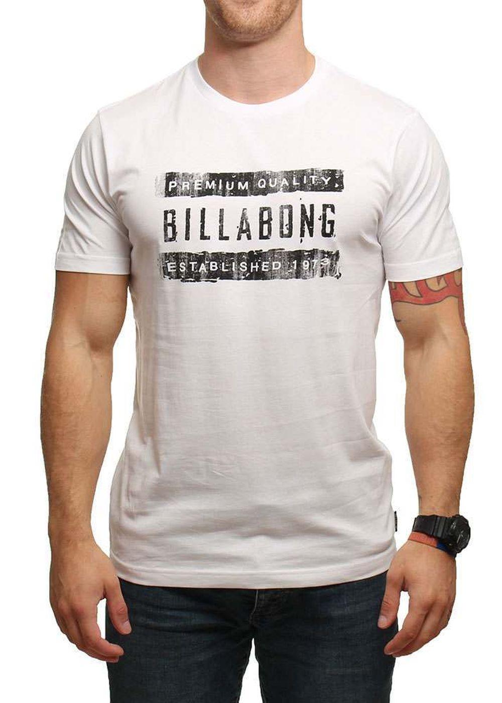 BILLABONG ADVISORY TEE White