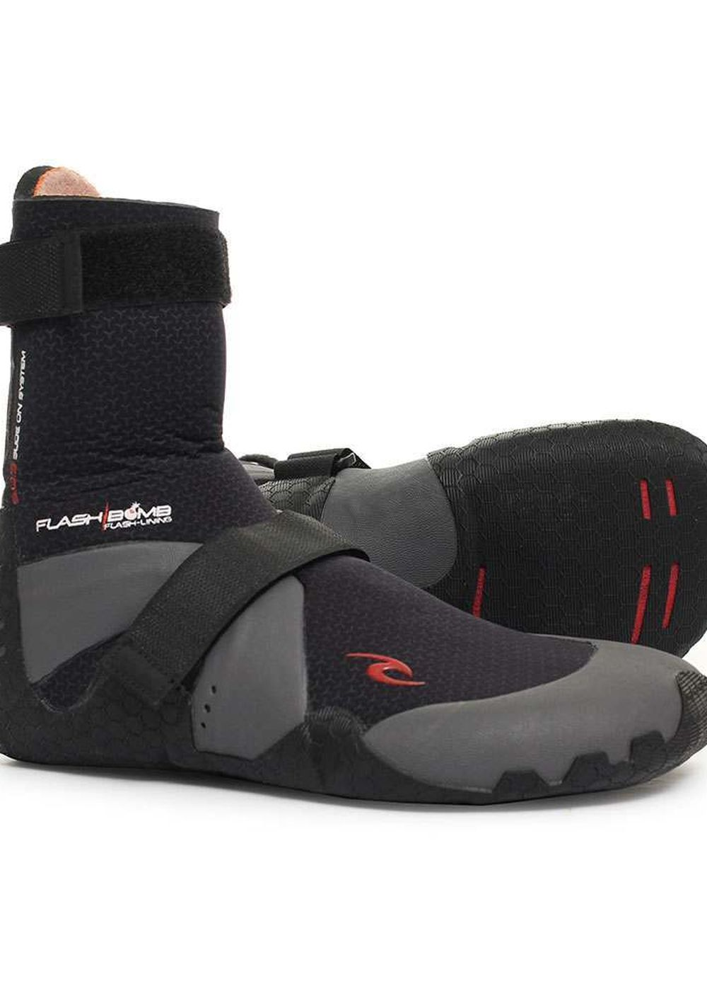 Ripcurl Flashbomb 7mm Rt Wetsuit Boots Picture