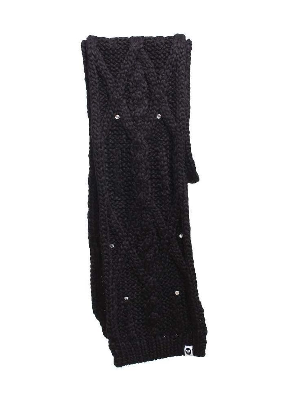 ROXY SHOOTING STARS SCARF Anthracite