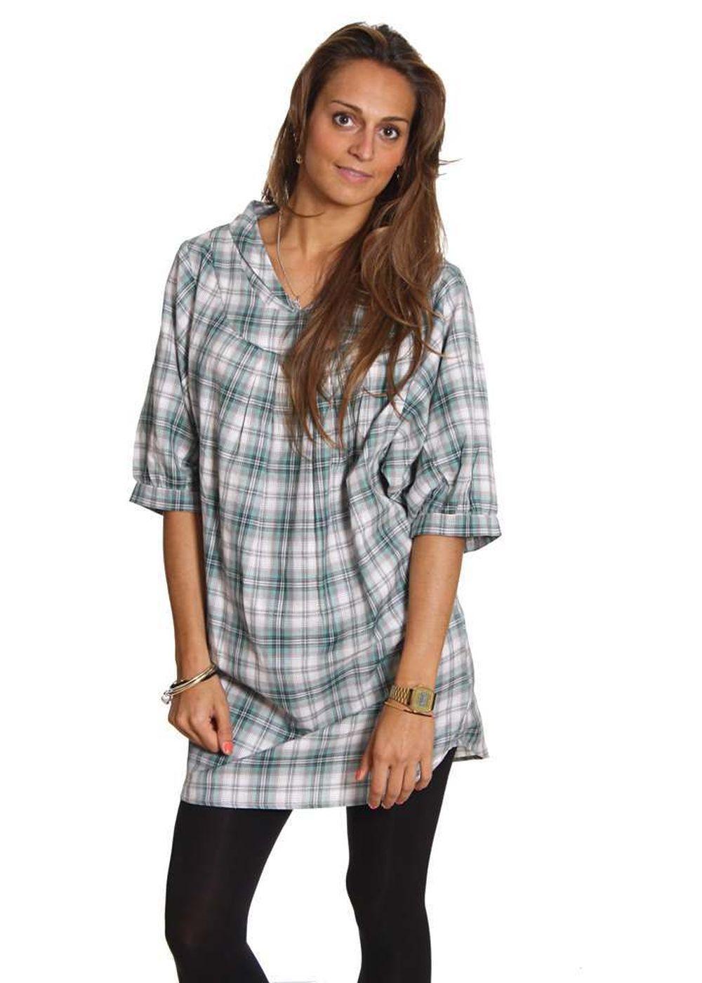 roxy-elisa-plaid-check-shirtdress-milk