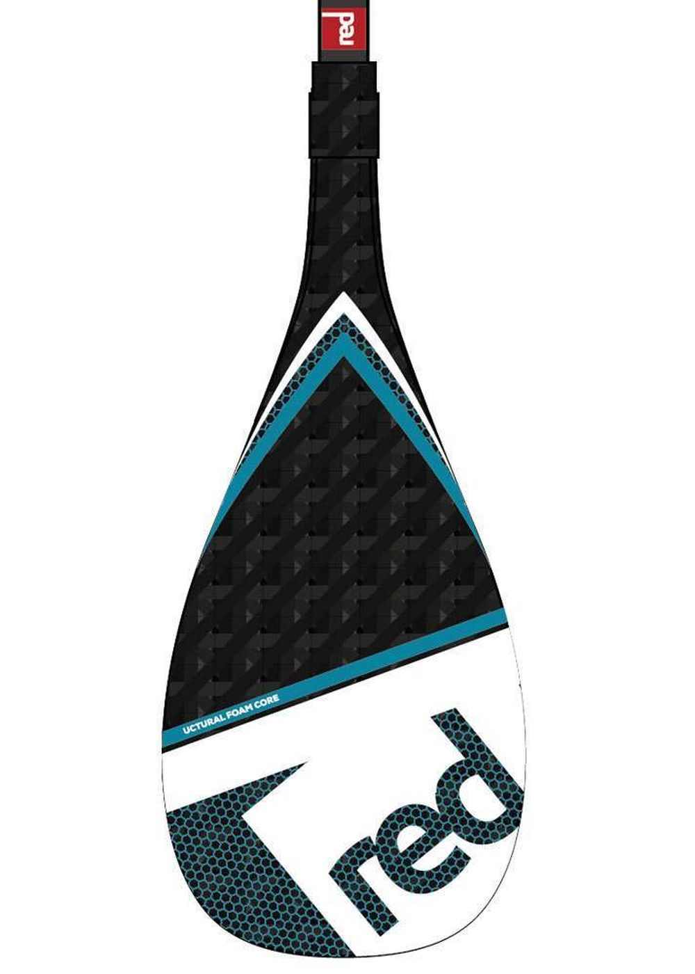 Red Paddle Carbon Vario 3 Piece Travel Sup Paddle Picture