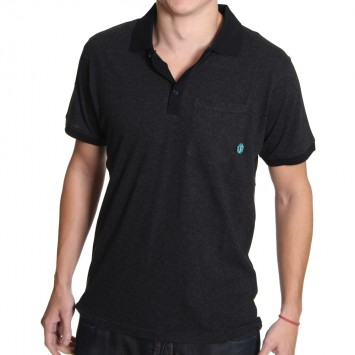 ELEMENT VOYAGE POLO Black