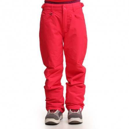 ROXY GIRLS HIBISCUS SNOW PANTS Raspberry