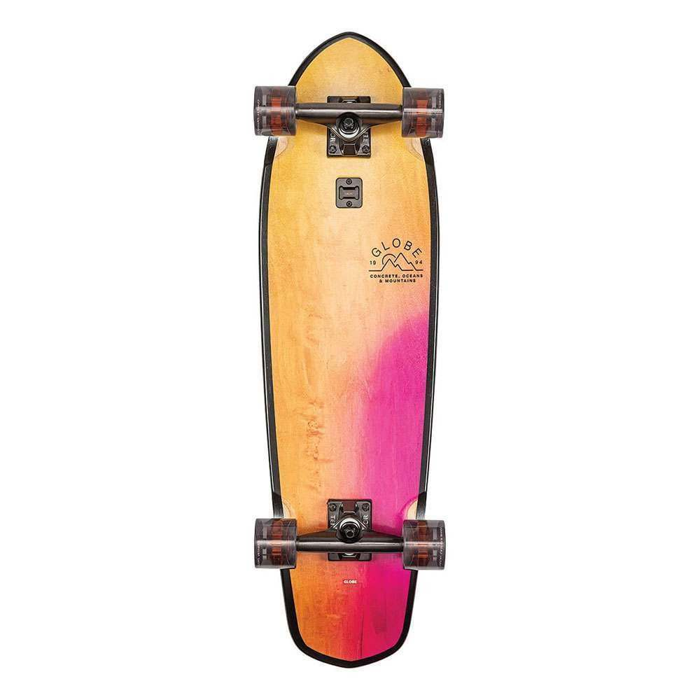 Globe Big Blazer 32 Inch Skateboard Washed Yellow