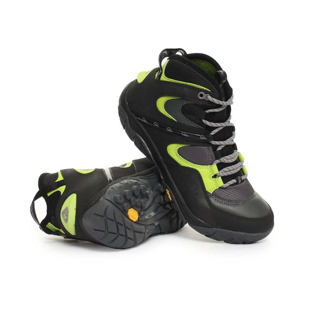 PALM GRADIENT WATER BOOTS Jet Grey
