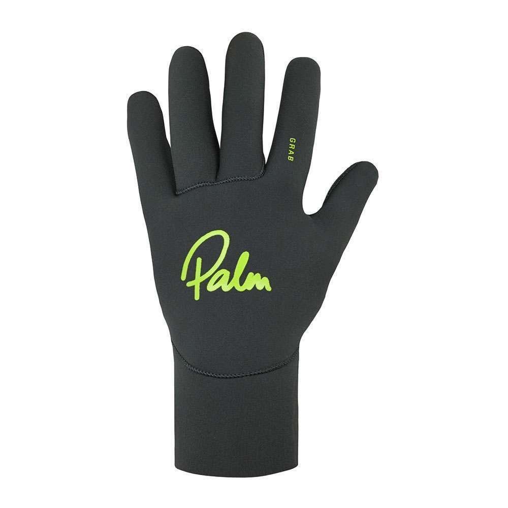 Palm Grab Wetsuit Gloves Jet Grey