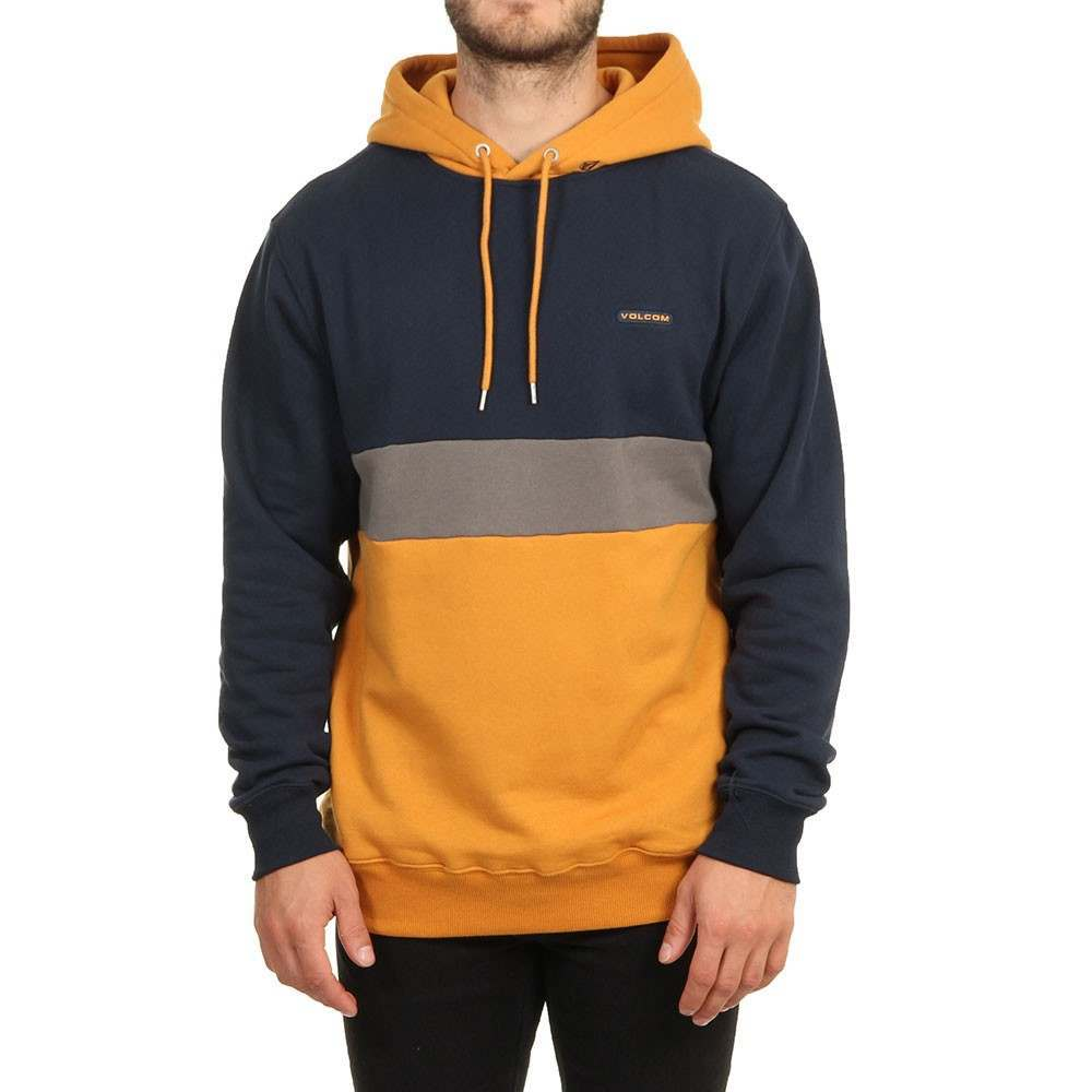 Volcom Single Stone Division Hoody Inca Gold