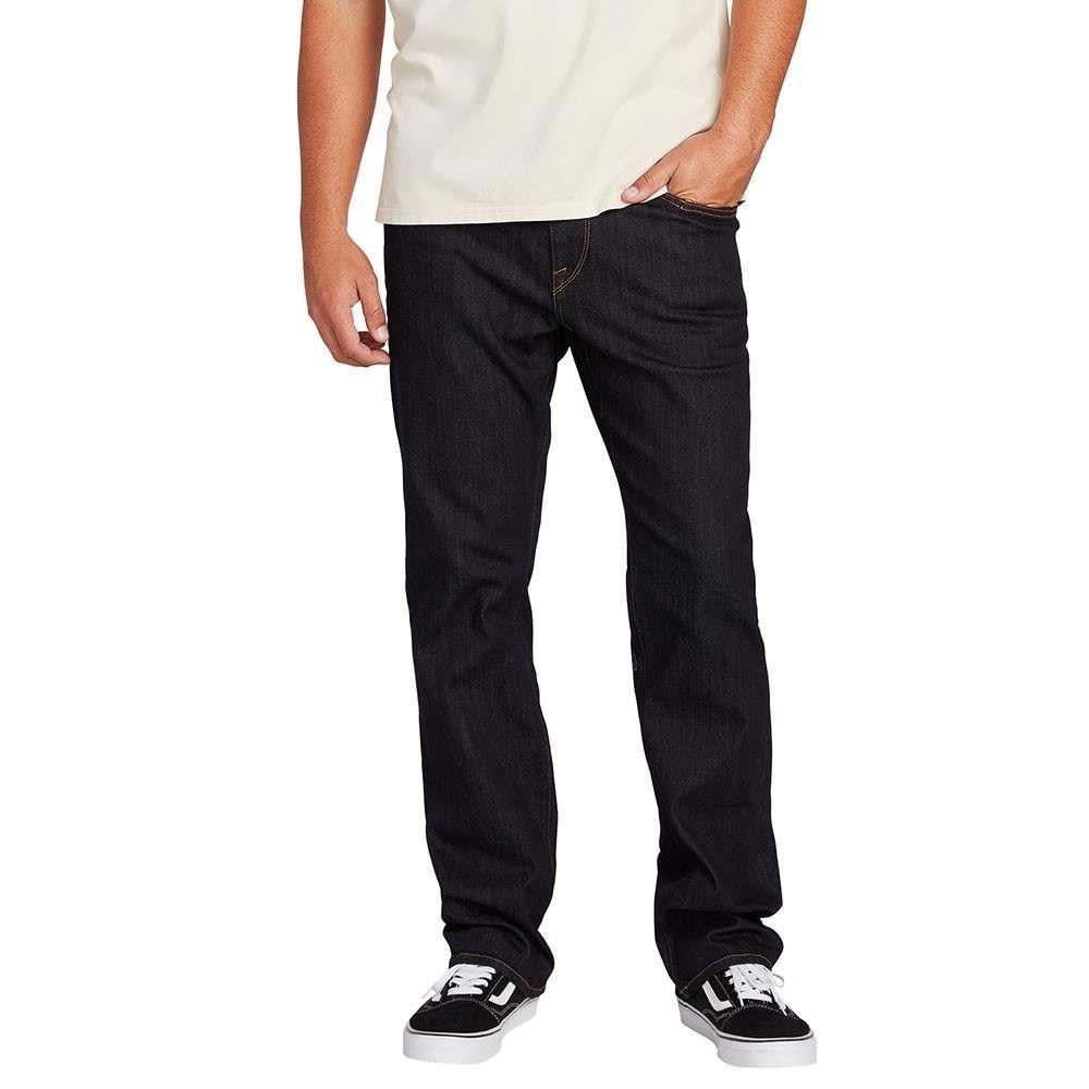 Volcom Kinkade Demin Jeans Rinse