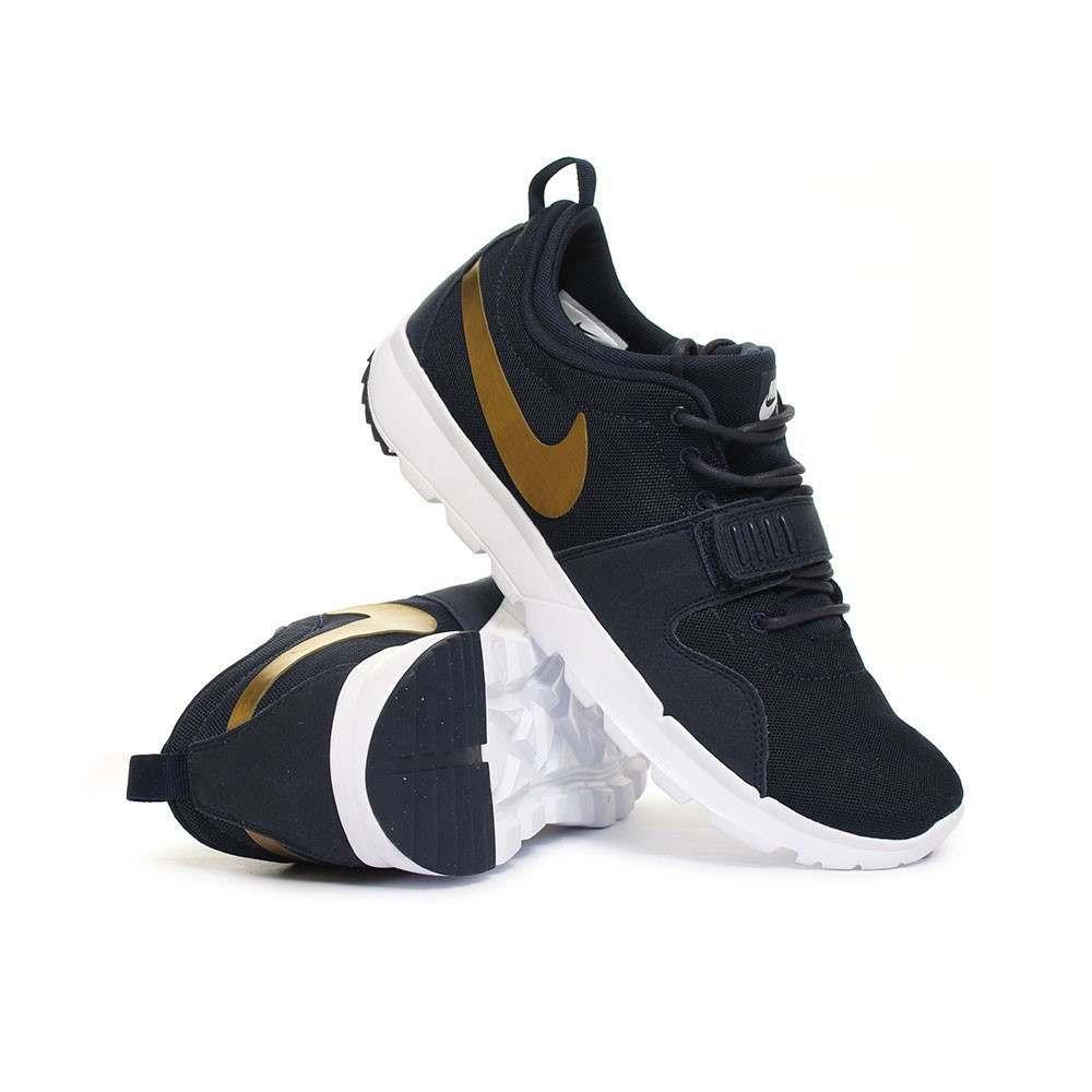 Nike SB Trainerendor Shoes Obsidian/White