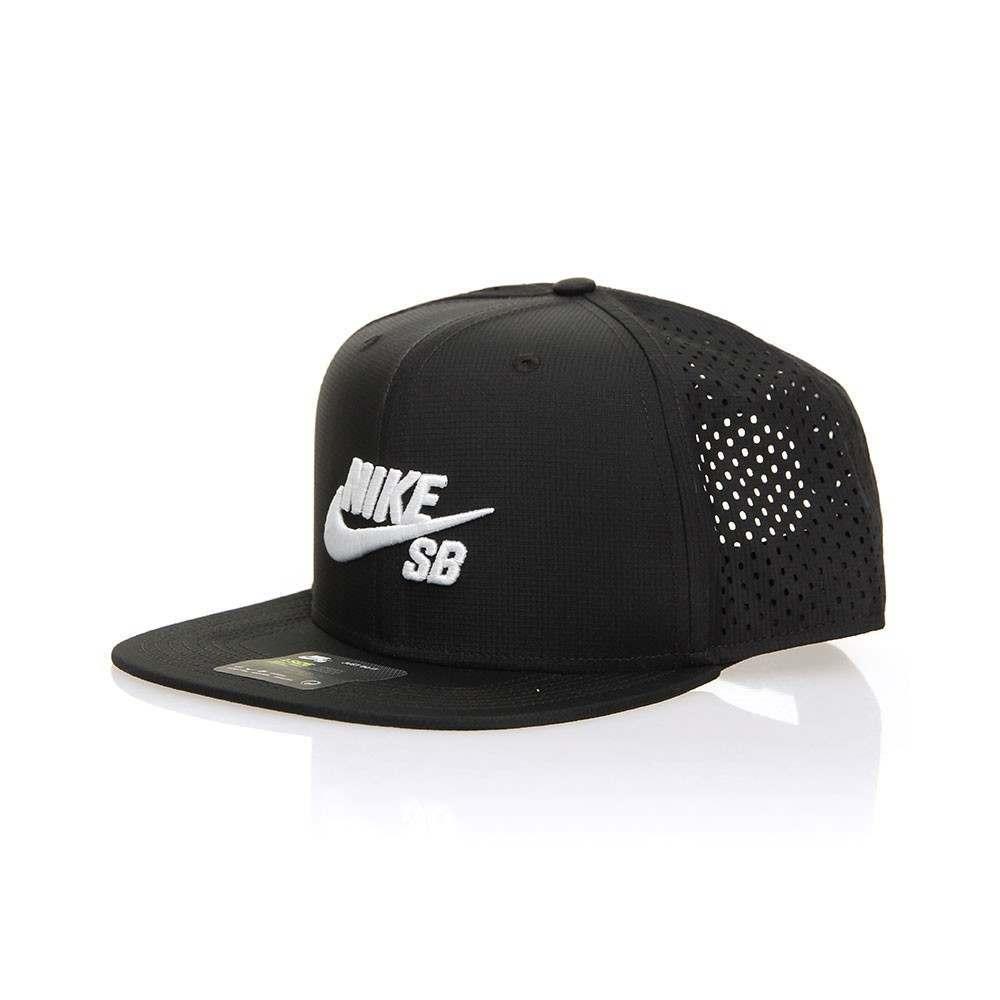 Nike SB Performance Trucker Cap Black/Black/Black
