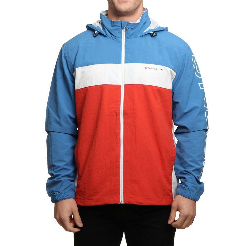 ONeill Retrorunner Jacket Deep Water Blue