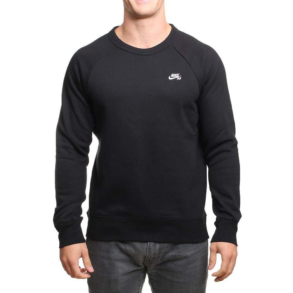 Nike SB Icon Crew Black/White