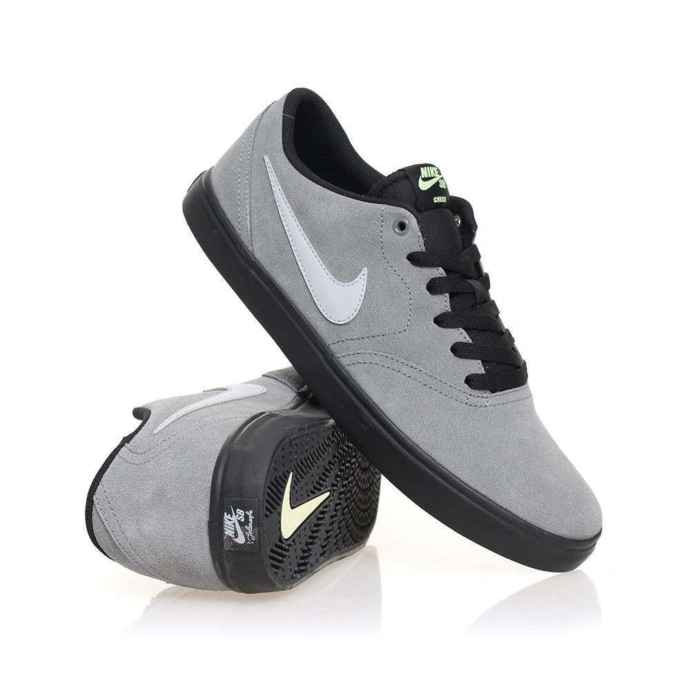 Nike SB Check Solar Shoes Cool Grey