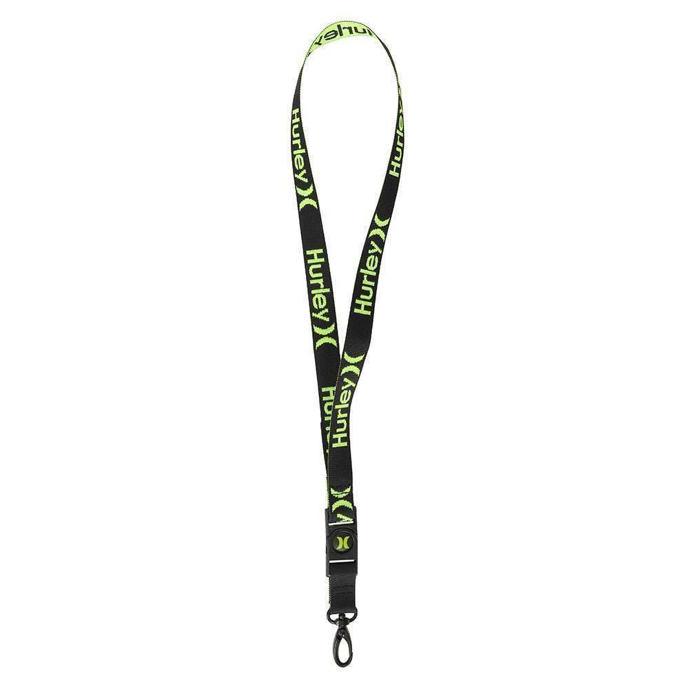 Hurley One & Only Lanyard Light Carbon
