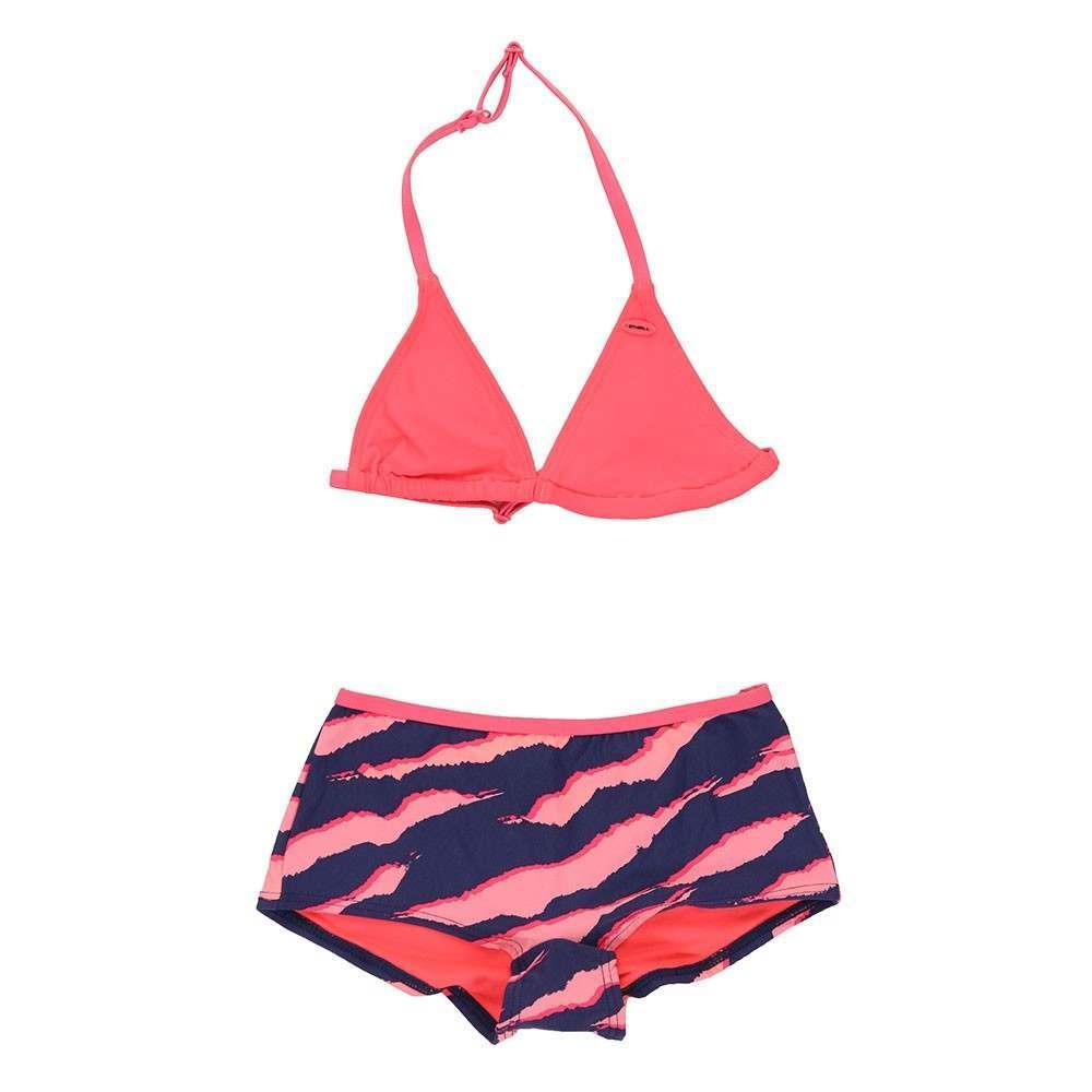 ONeill Girls Shelva Shorty Bikini Blue/Pink