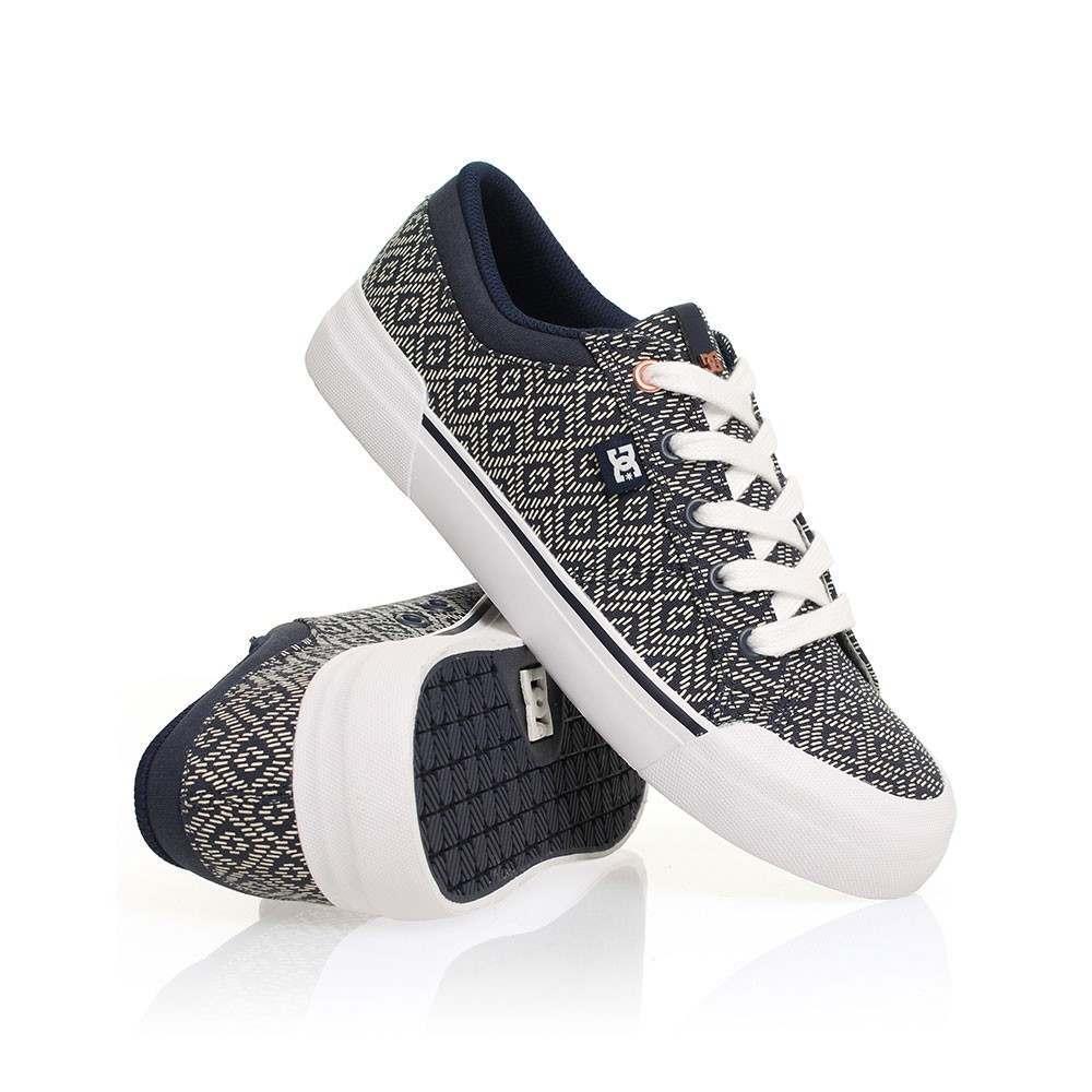 DC Danni TX SE Shoes Navy