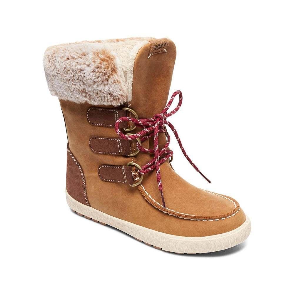 Roxy Rainier II Boots Tan