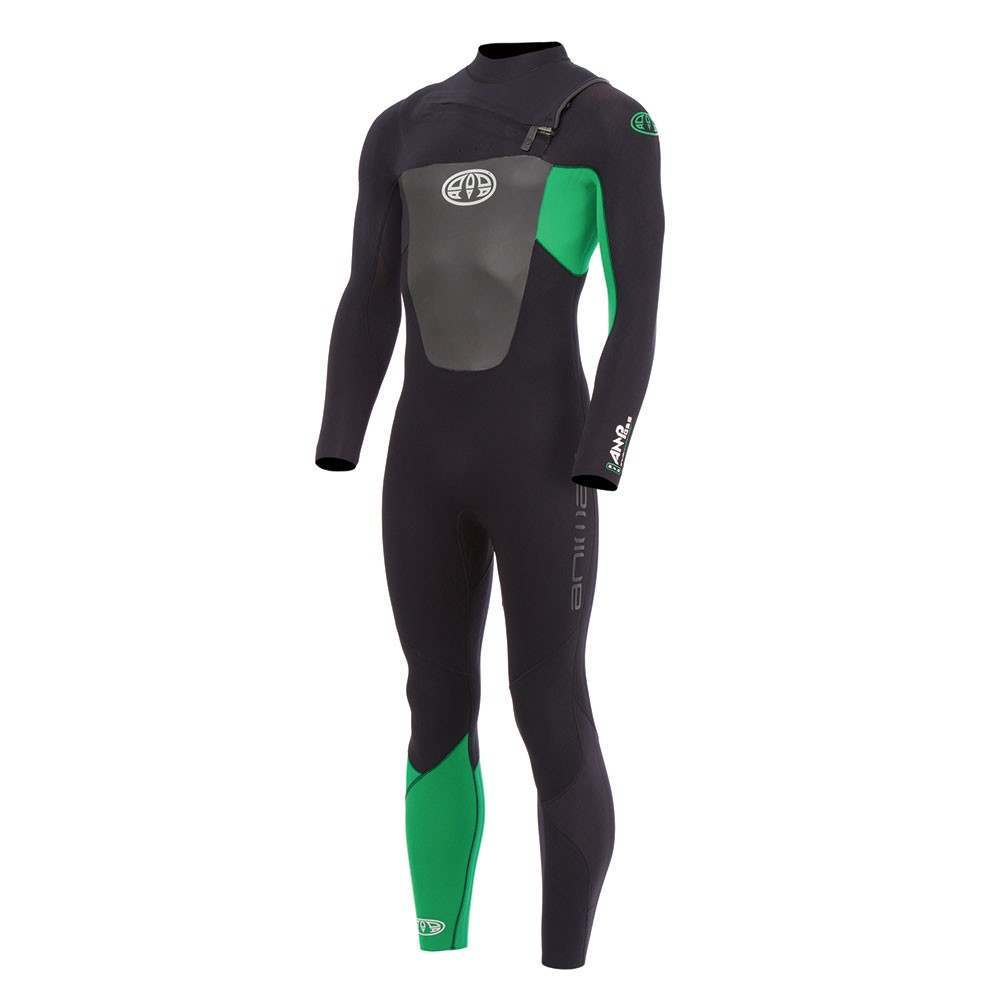 Animal Amp FZ 5/4/3 GBS Wetsuit 2016 Bright Green