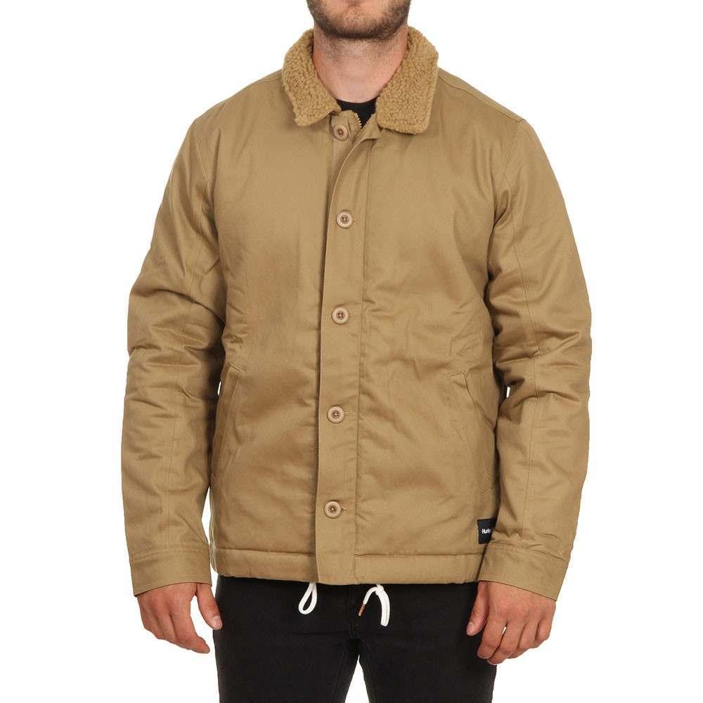 Hurley Military Jacket Beechtree