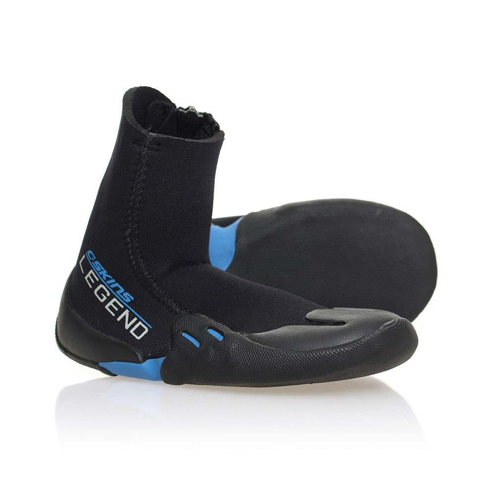 CSkins Youth Legend 3.5MM Zipped Wetsuit Boots