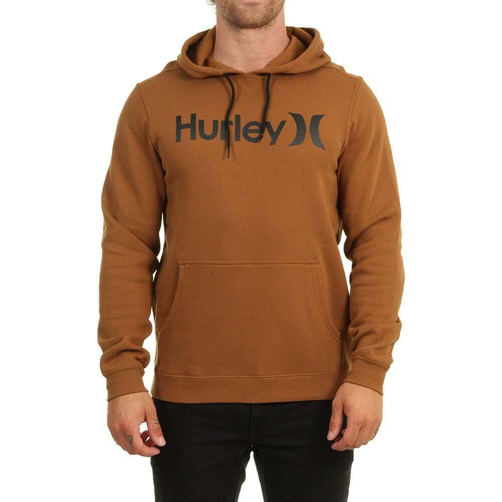 Hurley One and Only Hoody British Tan