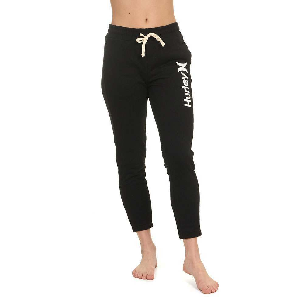 Hurley One & Only Joggers Black/White