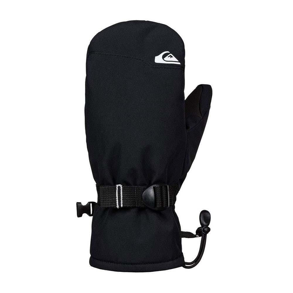 Quiksilver Boys Mission Snow Mitts Black