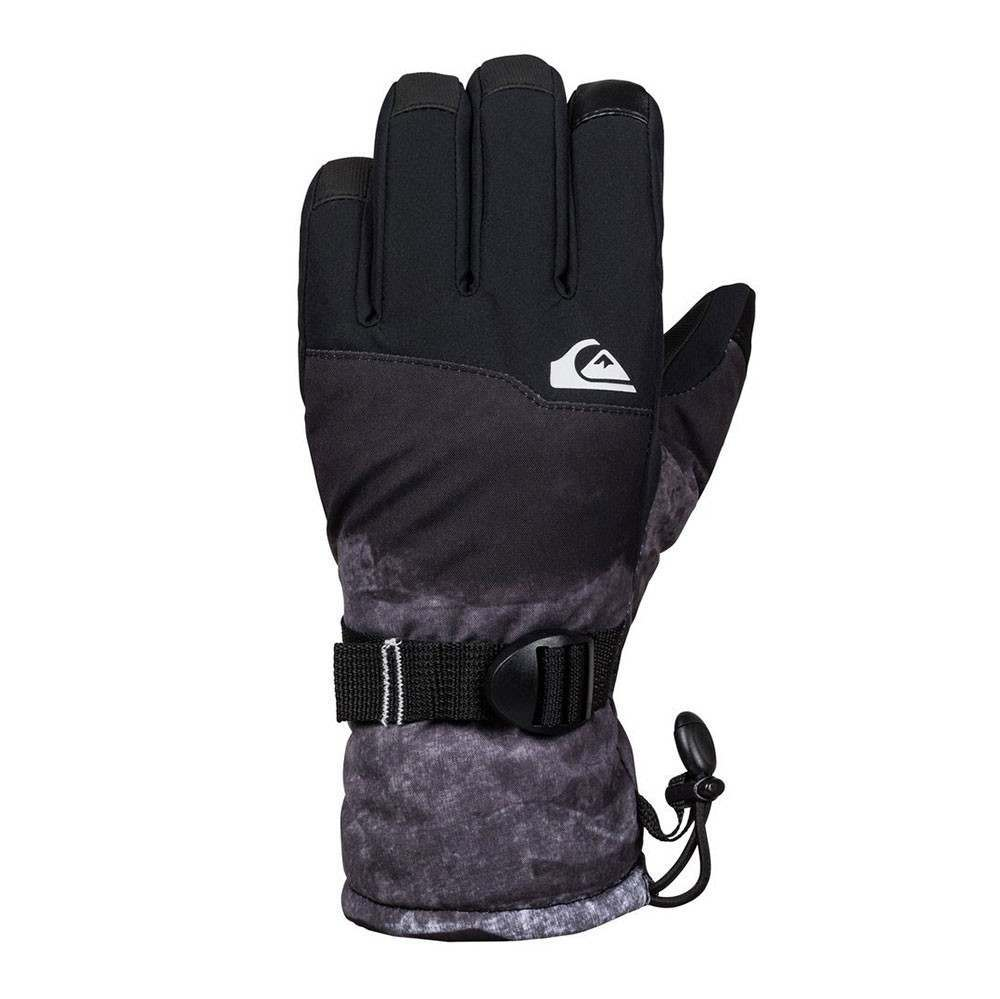 Quiksilver Boys Mission Snow Gloves Painting