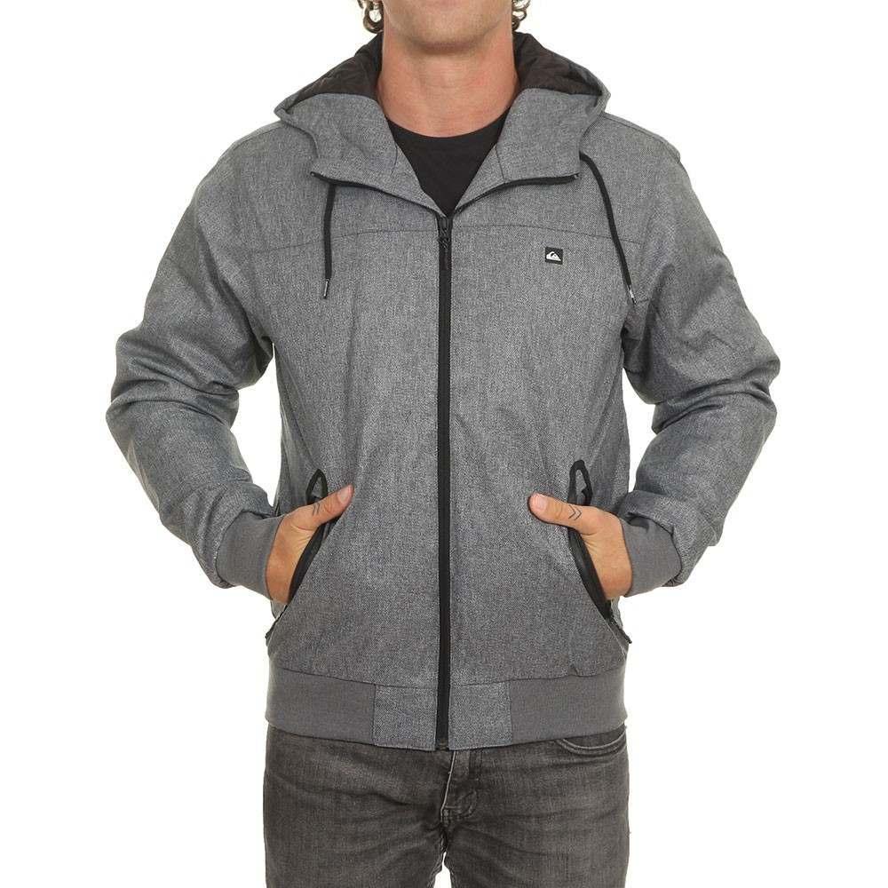 Quiksilver Brooks 5K Jacket Med Grey