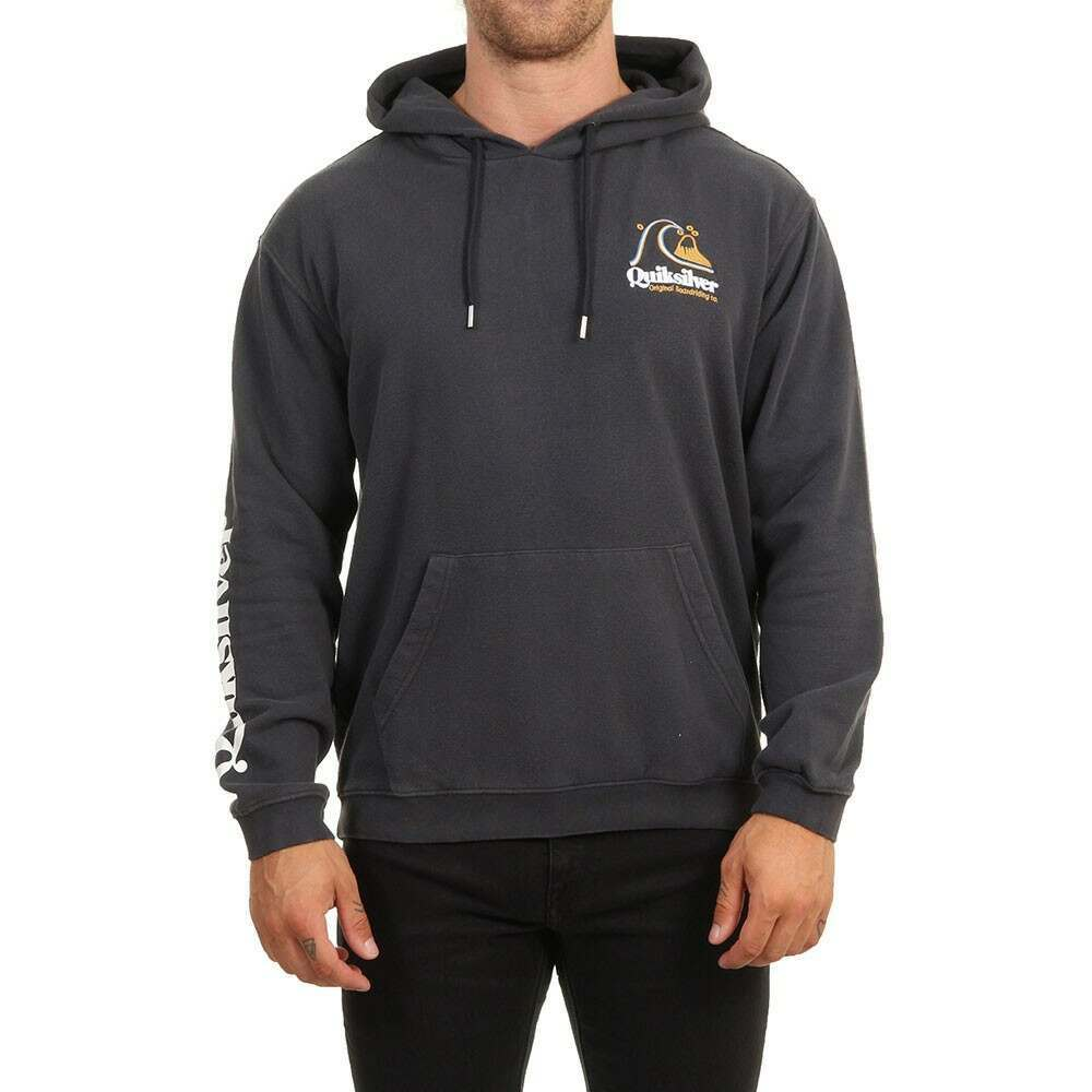 Quiksilver Sweet As Slab Hoody Parisian Night