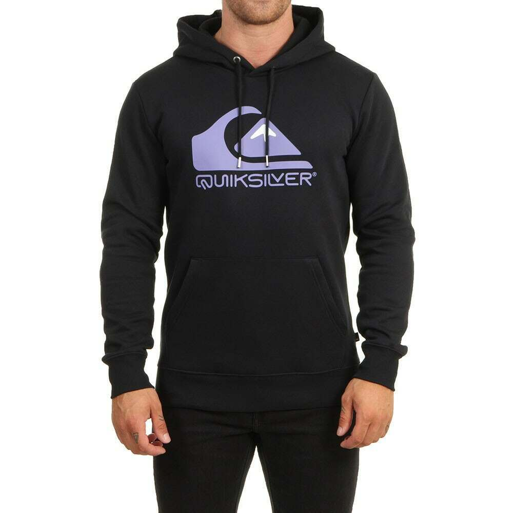 Quiksilver Square Me Up Hoody Black