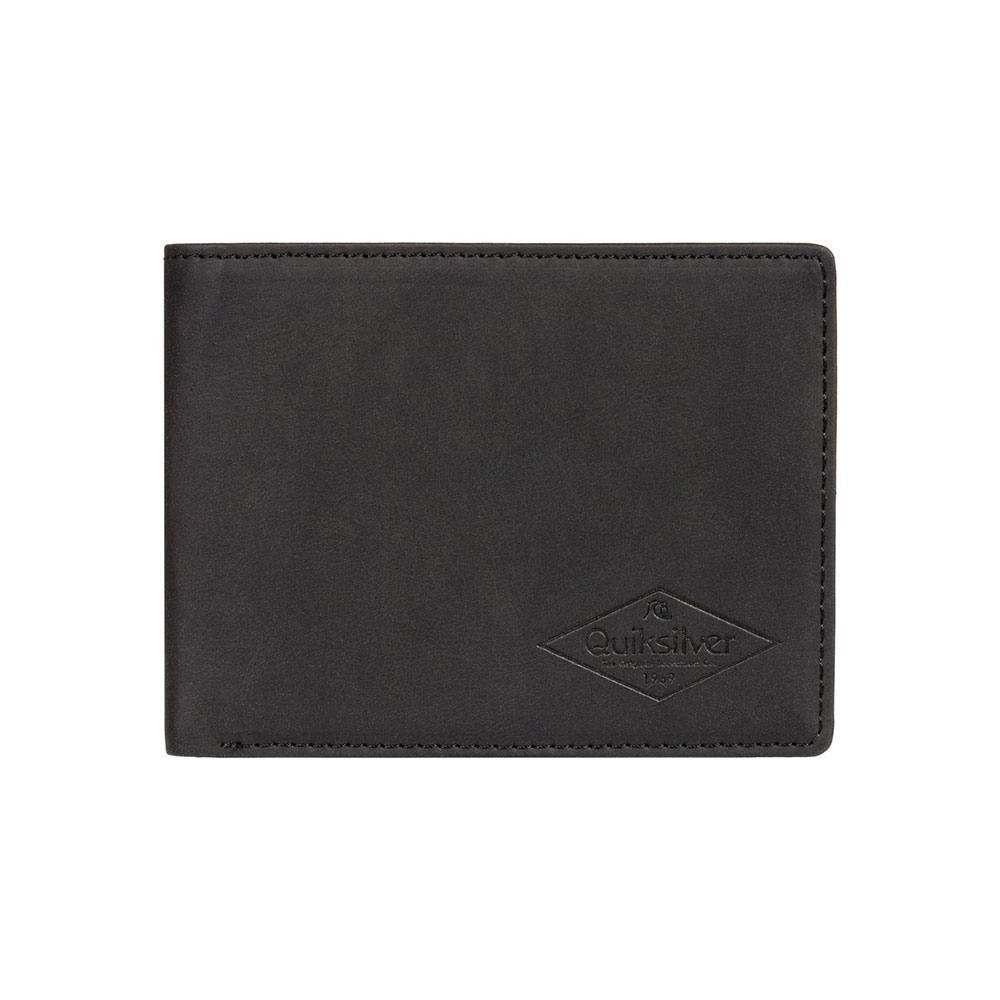 Quiksilver Slim Vintage III M Wallet Black