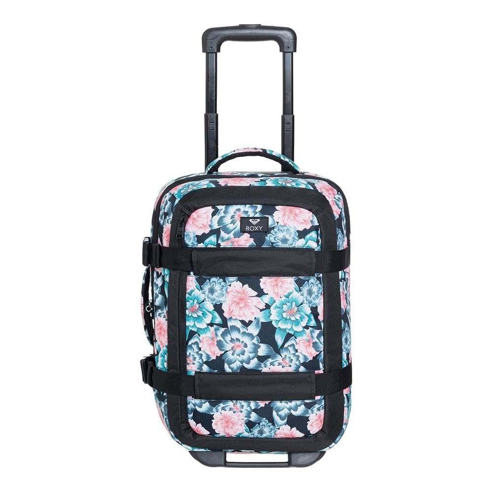 Roxy Wheelie 30L Luggage Crystal Flower