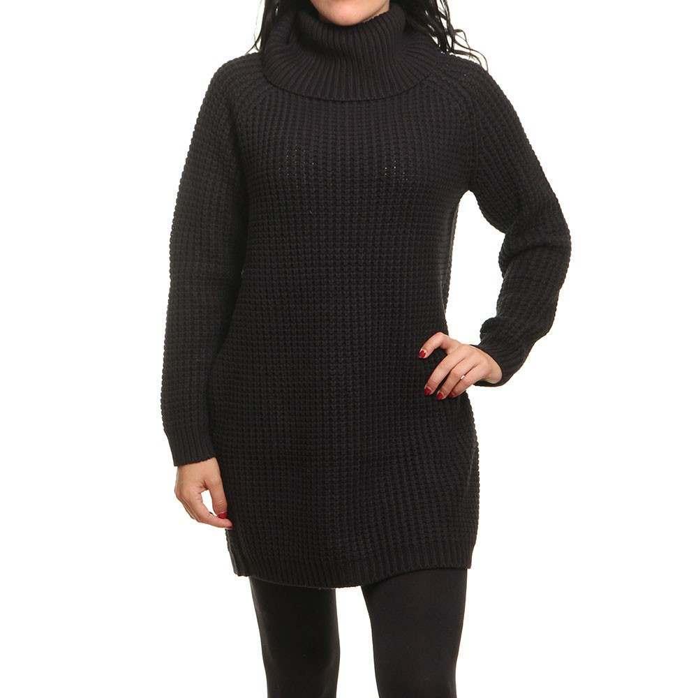 Roxy Bubbles Story Jumper Dress True Black