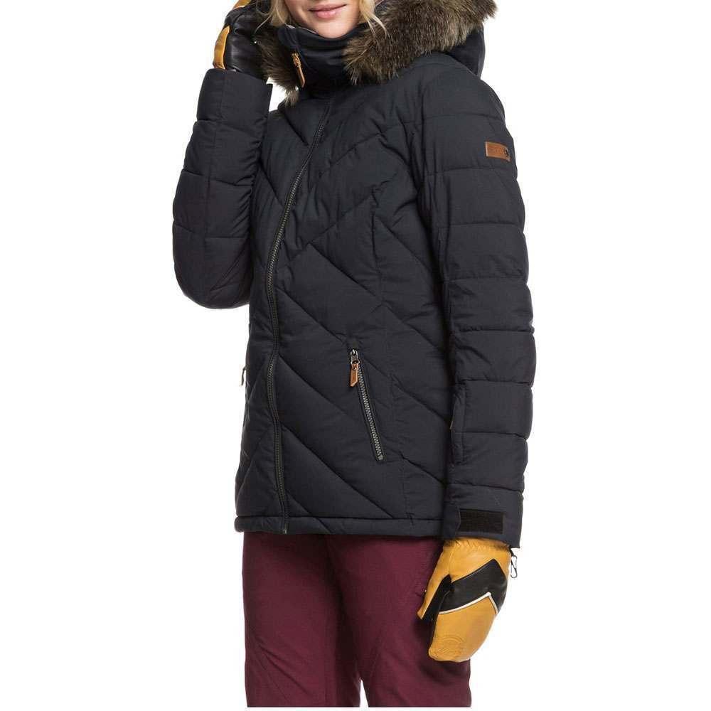 Roxy Quinn Snow Jacket True Black