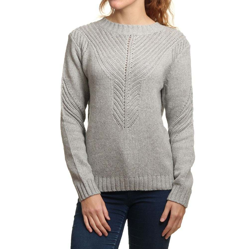 Roxy Take Over The World Jumper Heritage Heather